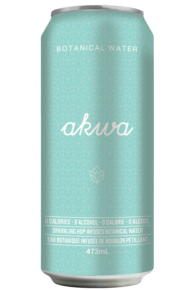 Akwa Hops Infused Sparkling Water