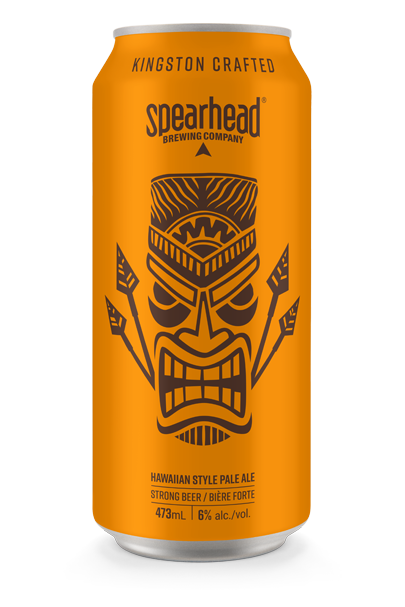 Spearhead Hawaiian Style Pale Ale