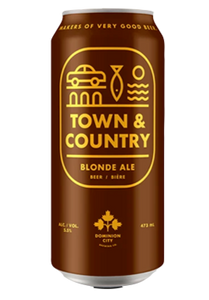Dominion City Town & Country Blonde