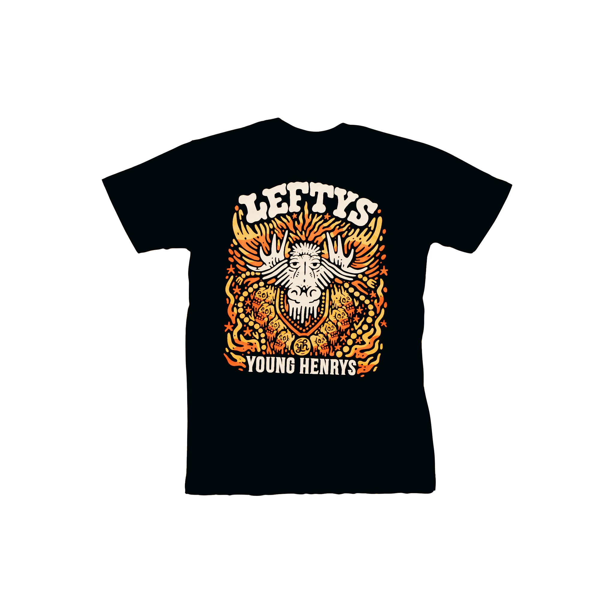 Lefty's X Young Henrys Collaboration Tee