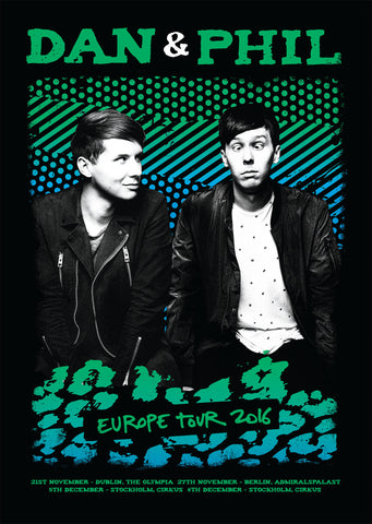 TATINOF Europe Tour Poster