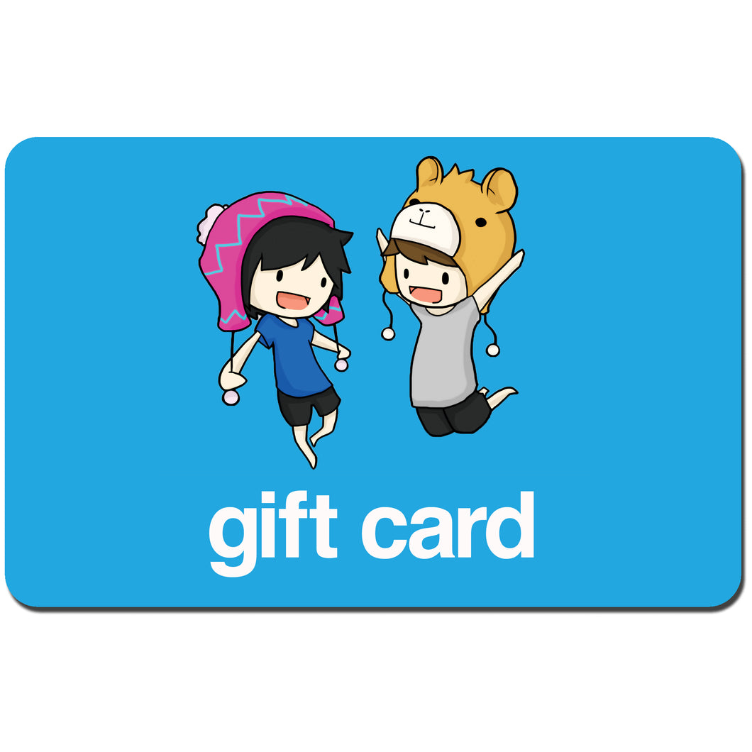 Dan and Phil Shop Gift Card