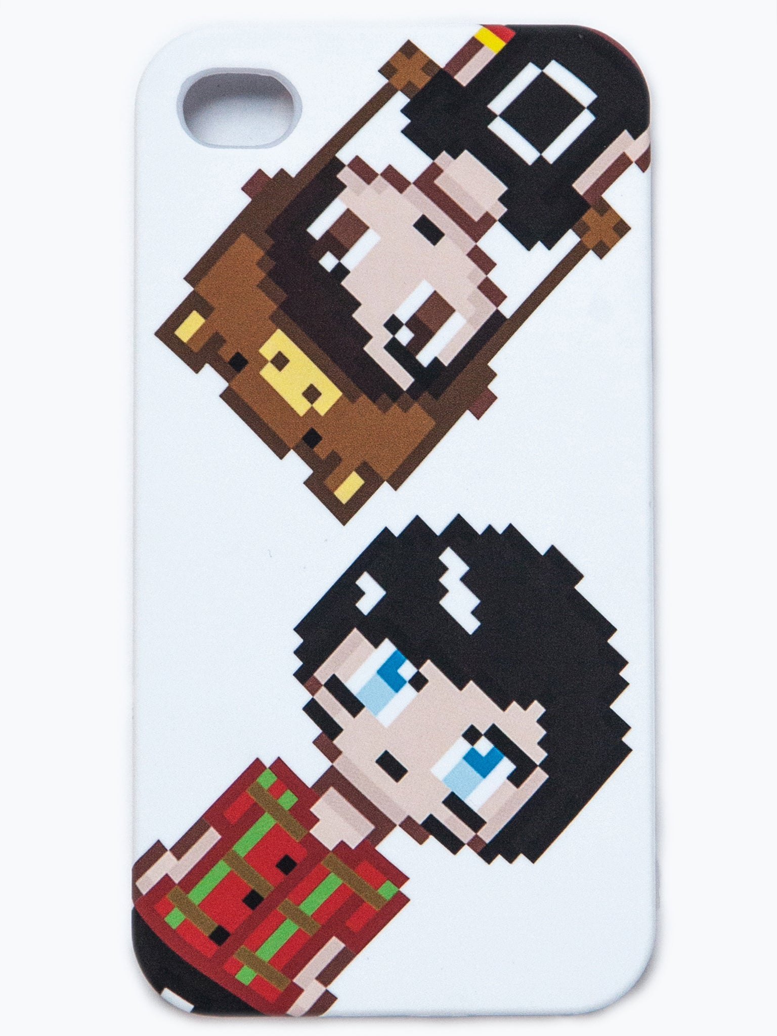 Pixel iPhone Case