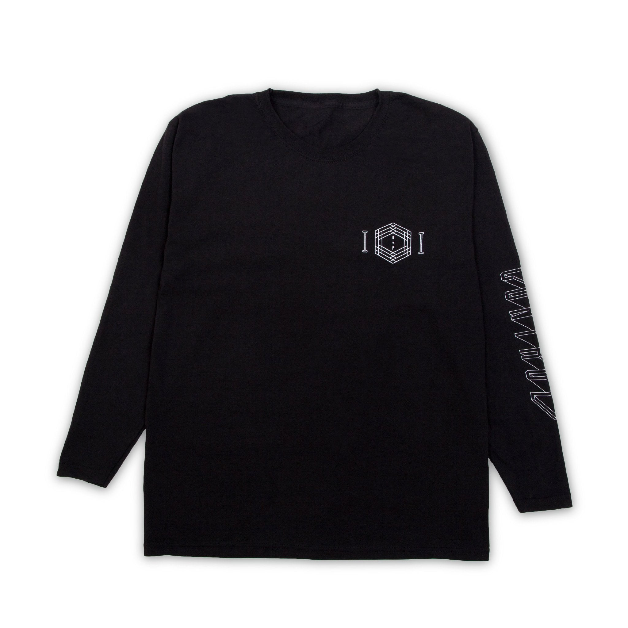 386e097c Control Black Longsleeve – Dan & Phil Shop