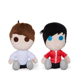 Interactive Introverts Plushie Set