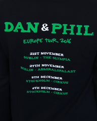 Europe Tour Sweater