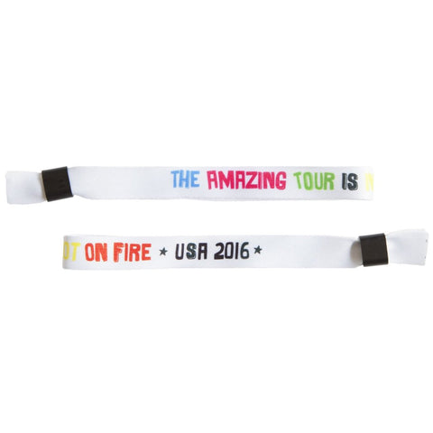 TATINOF USA Tour Wristband