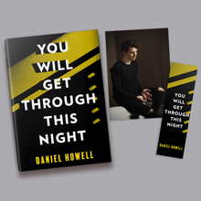Load image into Gallery viewer, *PRE-ORDER* You Will Get Through This Night - with free bookmark & LIMITED EDITION Art Card