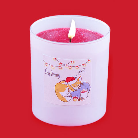 Cozy Browsing Candle