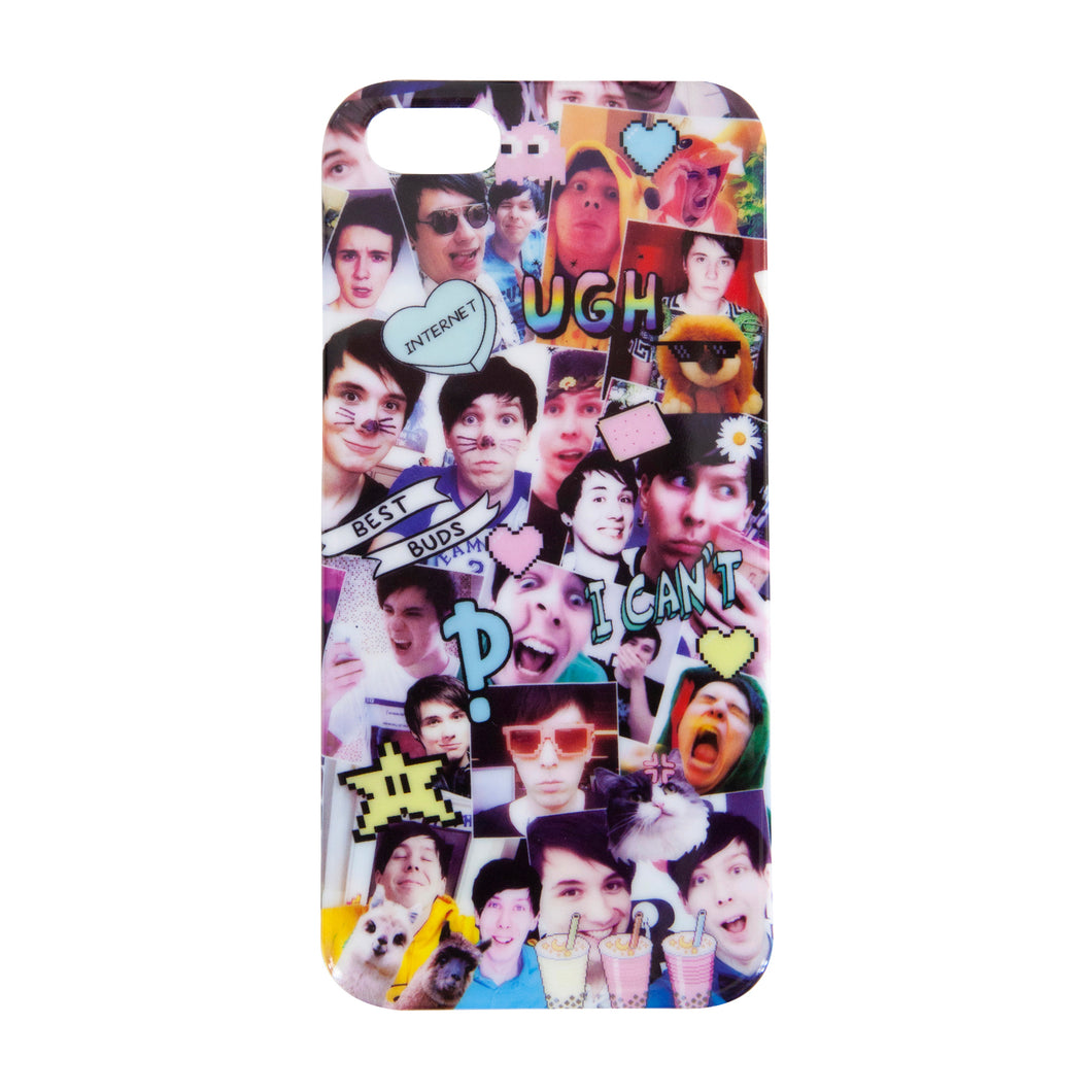 Phansplosion iPhone Case