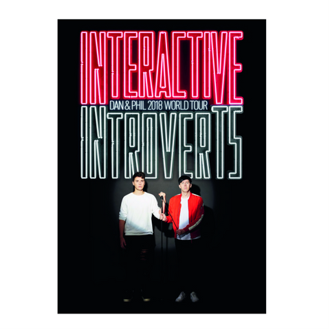 Interactive Introverts Poster