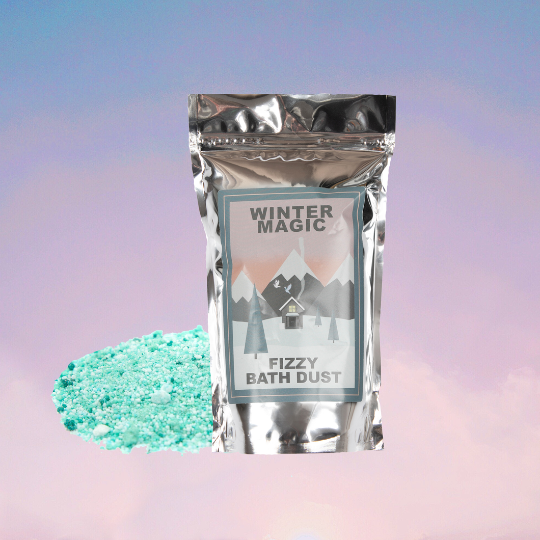 Winter Magic Fizzy Bath Dust