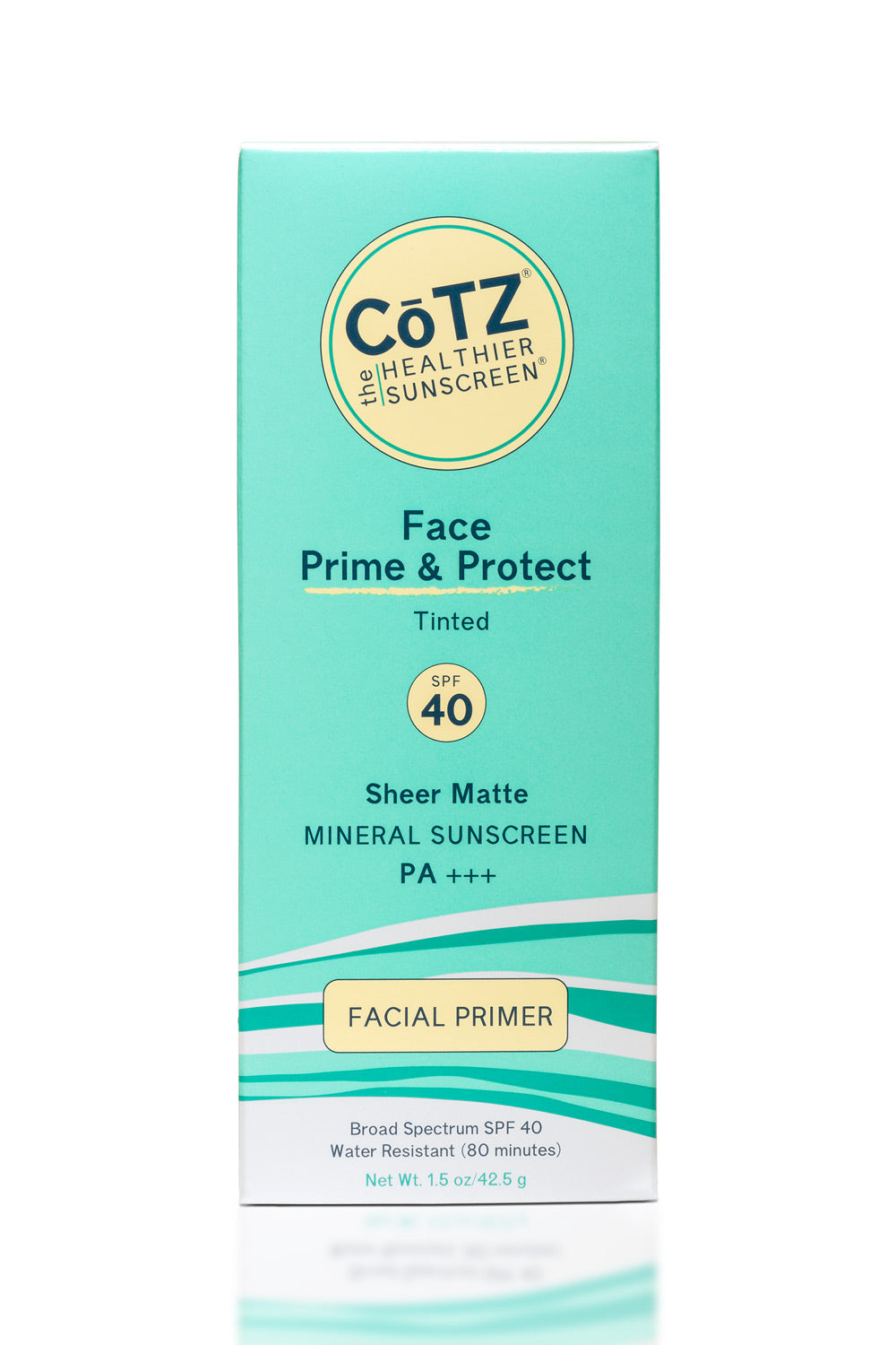 Face Prime & Protect SPF 40 Tinted