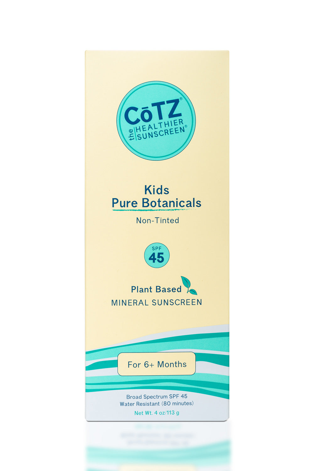 Kids Pure Botanicals SPF 45 Non-tinted