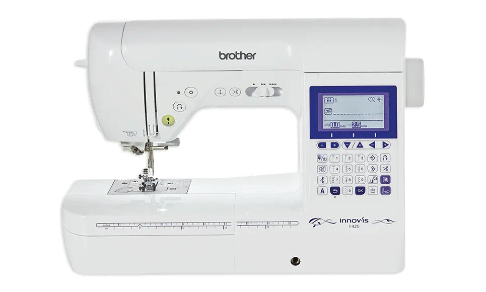 BROTHER Innov-is F420 Nähmaschine