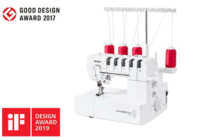 BROTHER CV3550 Cover Stitch mit dem Design Award 2019