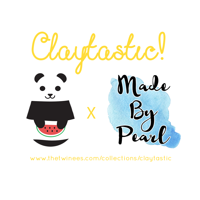 CLAYTASTIC! Collaboration: Interview with the artist, Pearl from Made by Pearl!