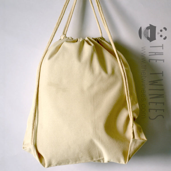 Diamond Gem Drawstring Bag - The Twinees