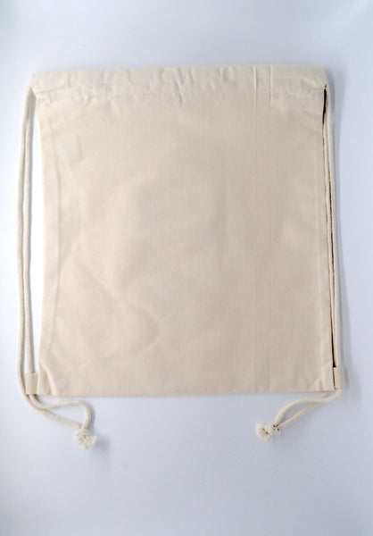Fresh Off The Lawn Drawstring Bag