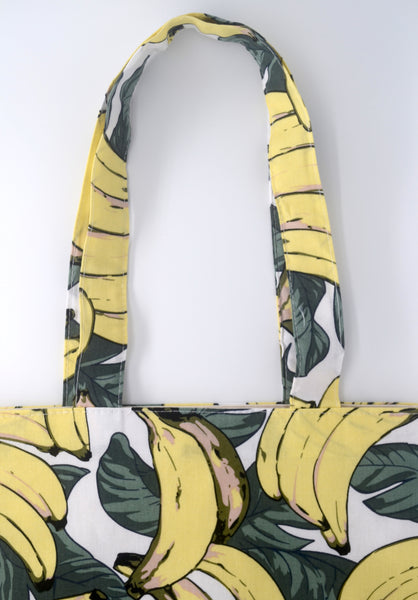 Tropical Banana Tote Bag