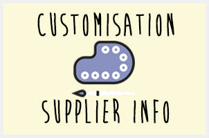 the twinees supplier and customisation information
