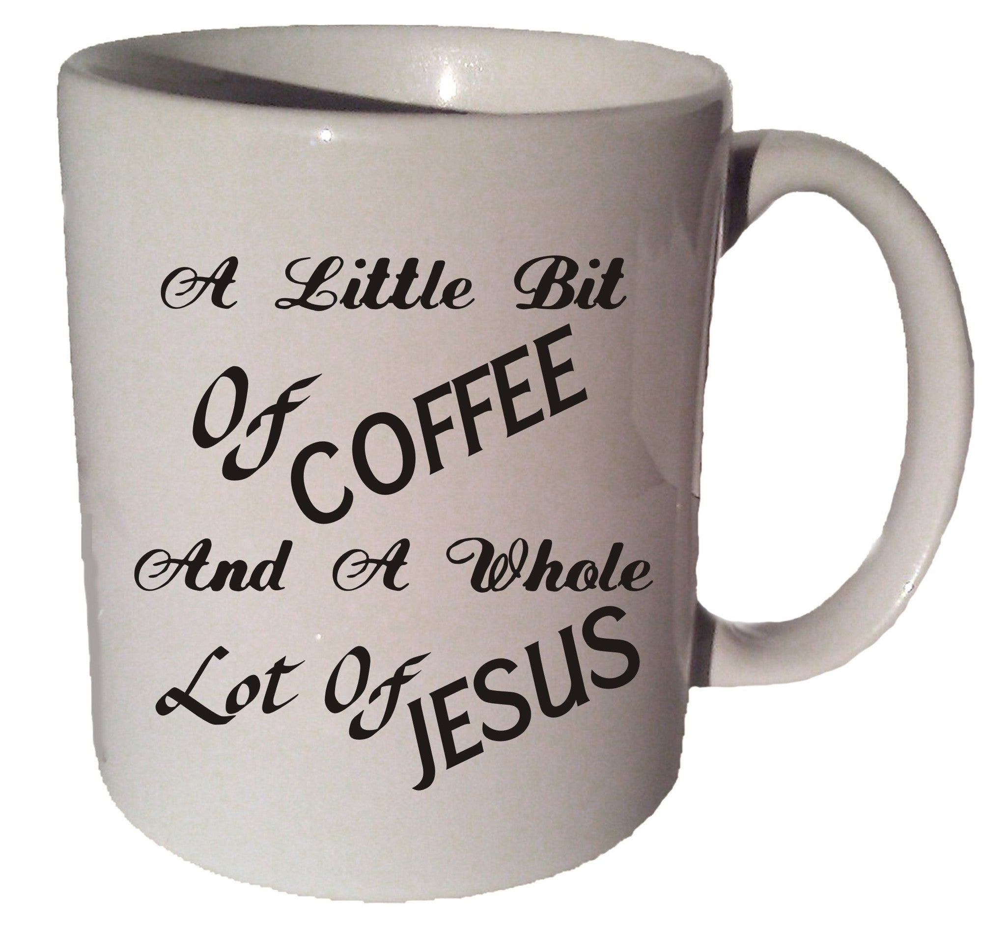 A Little Bit Of Coffee And A Whole Lot Of Jesus Quote 11