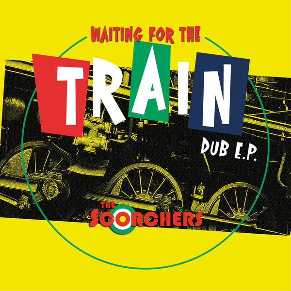 Waiting for the train VOCAL DUB EP on CD