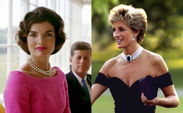 Celebrating International Women's Day - Iconic Women in Pearls