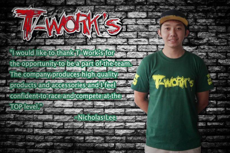 Team T Work 39 S Driver 2016 Nicholas Lee T Work 39 S Products