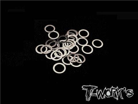 TA-099-4 4mm X 0.3mm Shim Washer 30pcs.