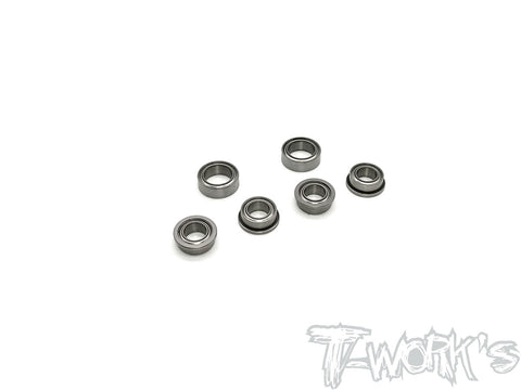 BBS-A12 Precision Ball Bearing Set  ( For Awesomatix A12 )6pcs.