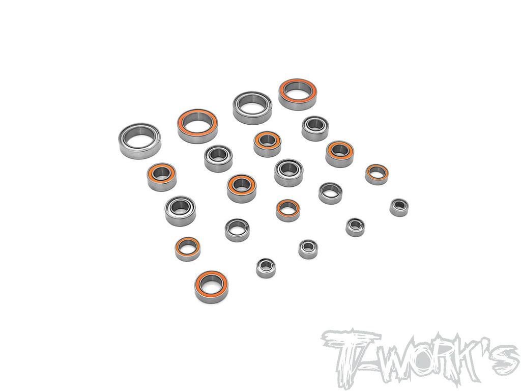 BBS-ARCR12 Precision Ball Bearing Set ( For ARC R12 )22pcs.