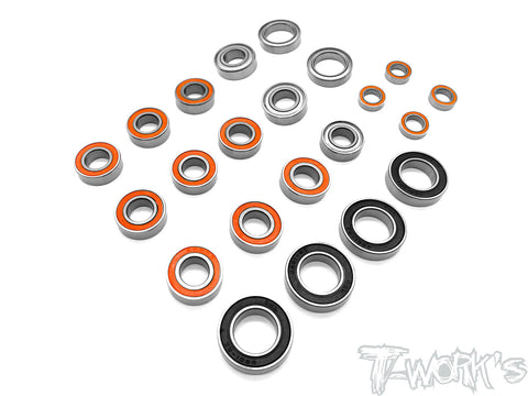BBS-E819RS  Precision Ball Bearing Set  ( For HB E819RS ) 22pcs.