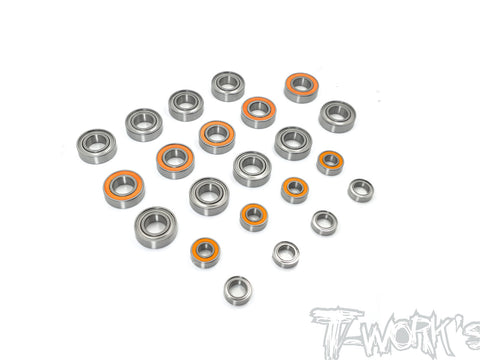 BBS-MP9E Precision Ball Bearing Set ( For Kyosho MP9E ) 22pcs.