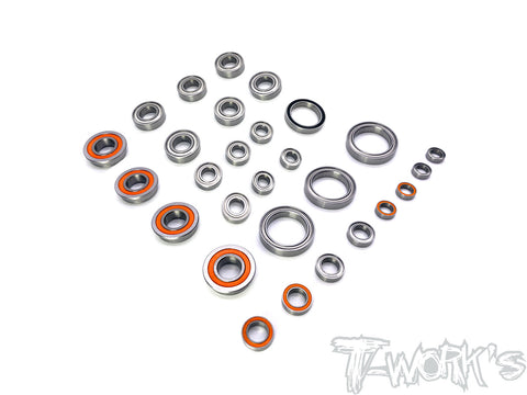 BBS-RC8T3.2 Precision Ball Bearing Set  ( For Team Associated RC8 T3.2 ) 28pcs.