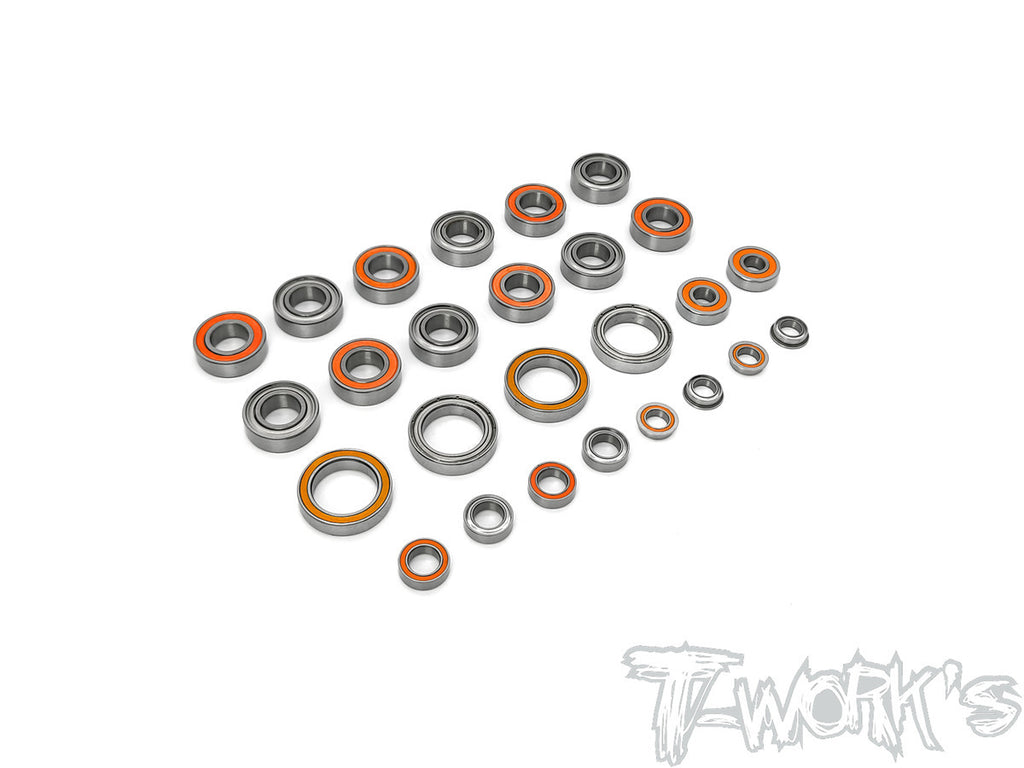 BBS-SRX8GTE	Precision Ball Bearing Set ( For Serpent SRX8GTE )26pcs.