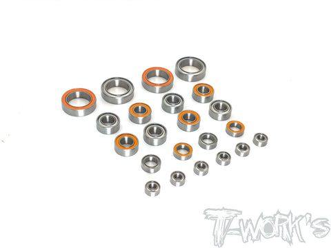 BBS-T420	Precision Ball Bearing Set ( For Xray T4 2020 ) 22pcs.