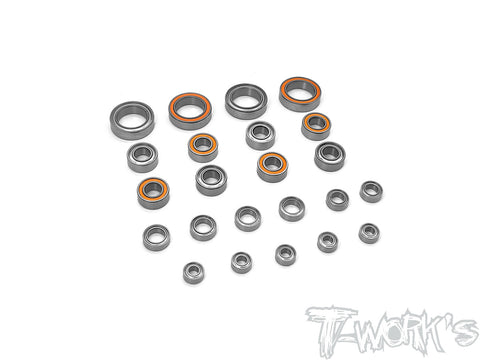 BSS-T4'21 Precision Ball Bearing Set  ( For Xray T4'21 )23pcs.