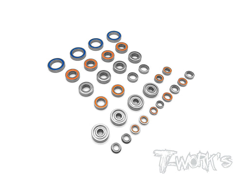 BBS-X3GTS30 Precision Ball Bearing Set ( For Hong Nor X3 GTS 30th. ) 32pcs.