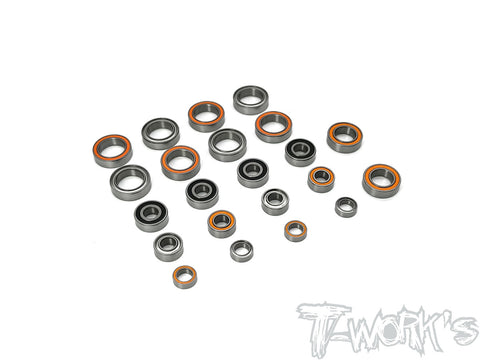 BBS-XB4'21 Precision Ball Bearing Set  ( For Xray XB4'21  )22pcs.