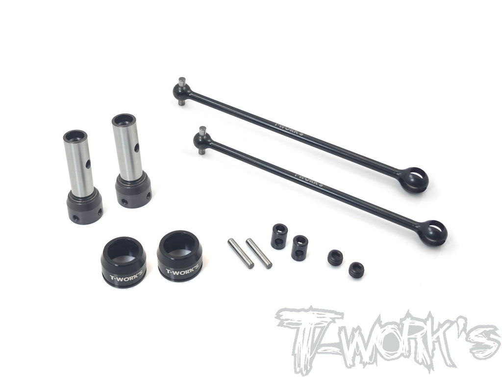 C-MP10 Steel F & R CVD Set 94mm ( For Kyosho MP10 )