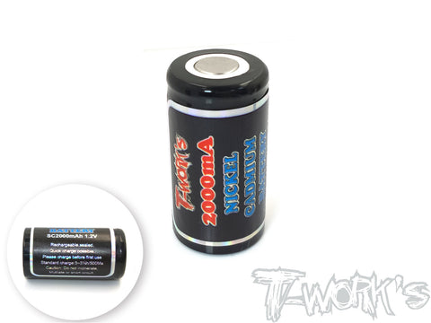 EA-022 Nickel Cadmium Battery ( 1.2V SC2000mAh )