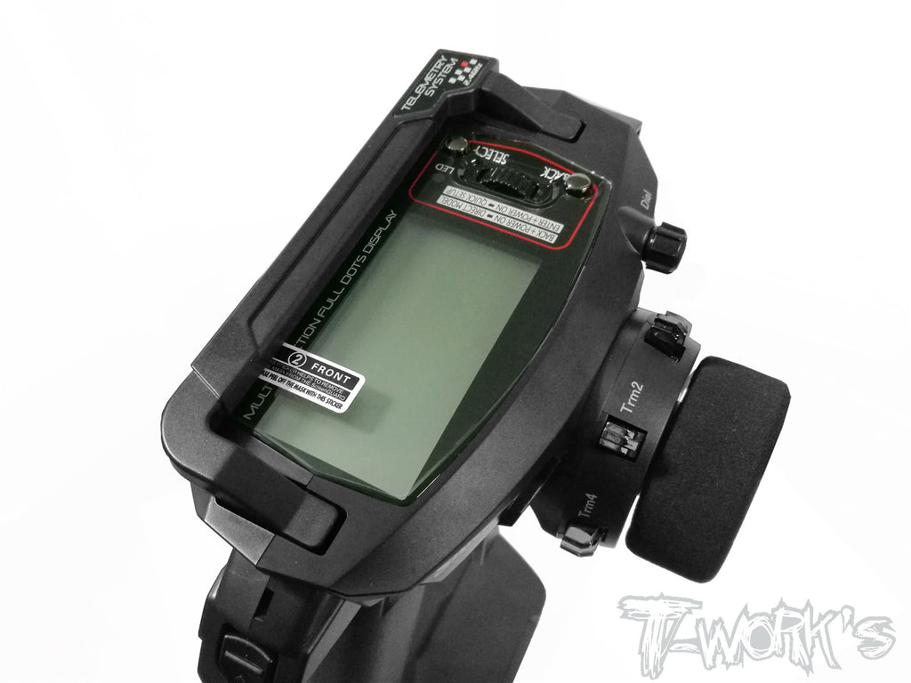 TA-085-MT44  Sanwa & Airtronics MT44 Screen Protector