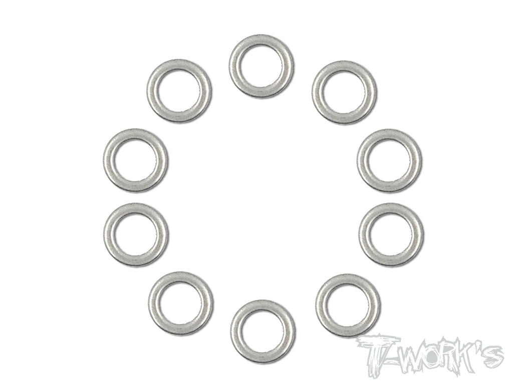 TA-104-1 5x8x1.0mm  Stainless Steel Shim Washer ( 10pcs. )
