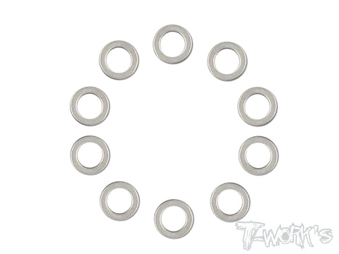 TA-105-1  7x12x1.0mm  Stainless Steel Shim Washer ( 10pcs. )