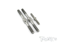 TB-008 JQ THE CAR Titanium Turnbuckle Set