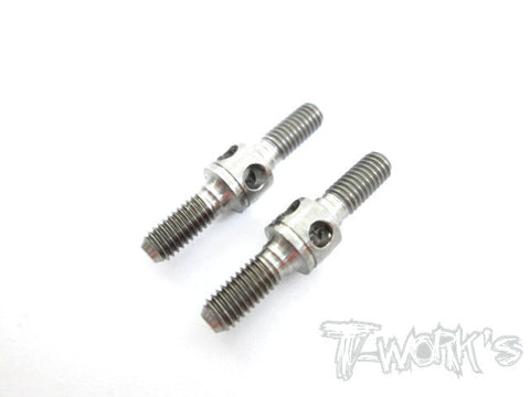TBSO-320 64 Titanium Turnbuckles 3mm x 20mm