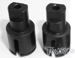 TE-005 CNC Derlin Spool Cups(For Xray T4/T3/T2 PRO)