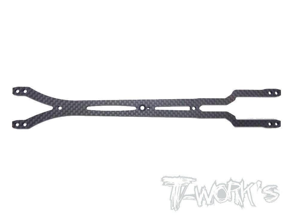 TE-116-1.6 1.6mm Graphite Upper Chassis ( For Yokomo BD7'15 )