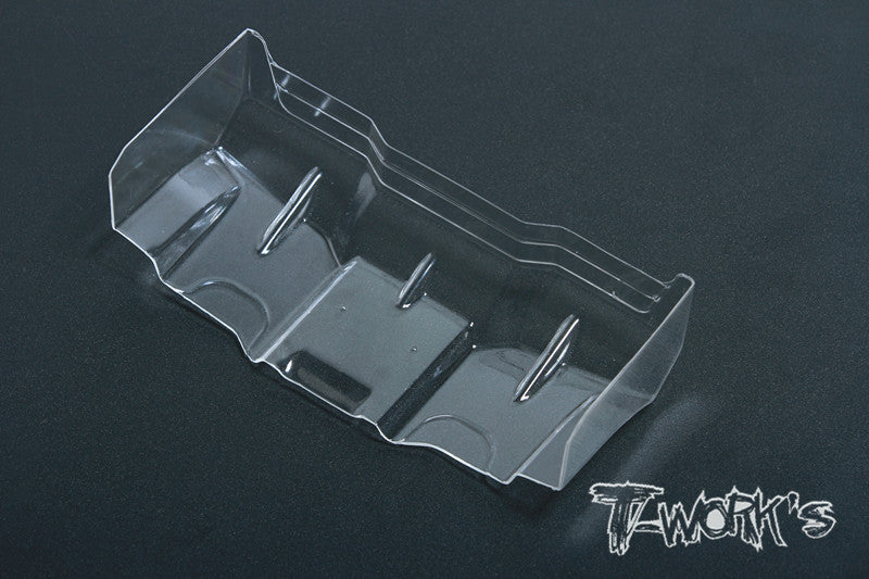 "TE-120 1/10 Lexan Buggy Rear Wing  6.5"" Wide  2Pcs."